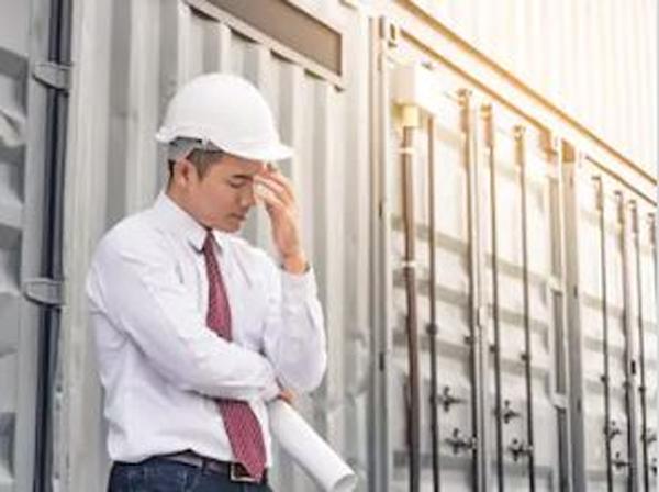 Inženjer na gradilištu