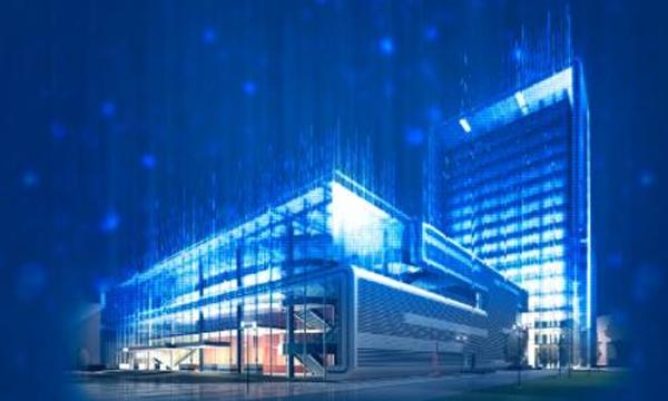 Zgrada digitalni blizanac