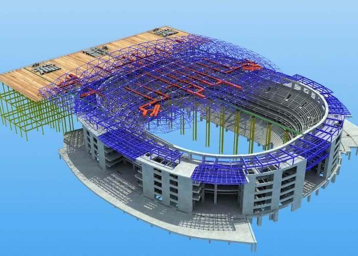 Zeleni BIM proces oblikuje izgradnju monumentalnog sportskog objekta u Kini